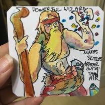 Gauntlet Legends- Macaw