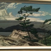 What Canadian art is all about
