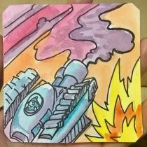 Aquas Assault (with smoking guns & Gimmick)