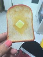 Toast tray