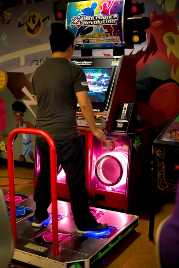 Who said DDR time???