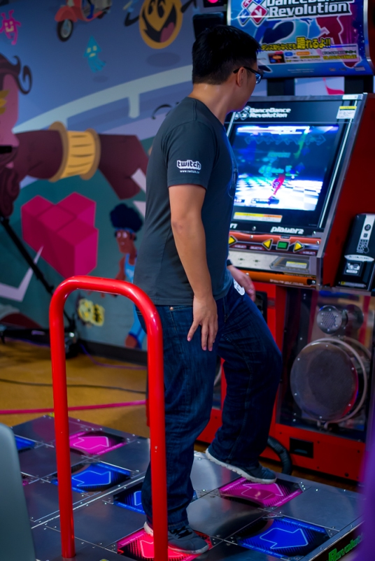 DDR time is awesome!