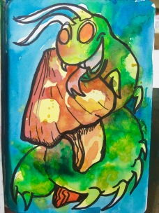 Still time for Centipede? @LordBBH
