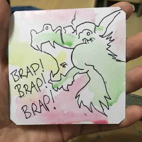 BRAP BRAP BRAP! @SRKfunkdoc