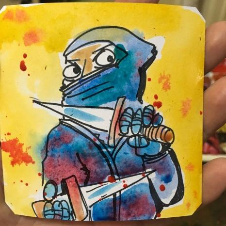 Ninja Warriors @ZakkyTheHybrid