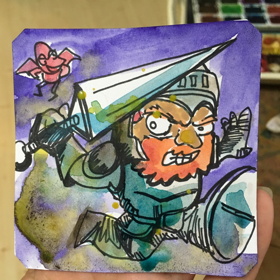 Get your Arthur on! Ghosts n Goblins @Aqy