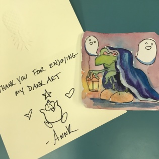 New thank you cards!