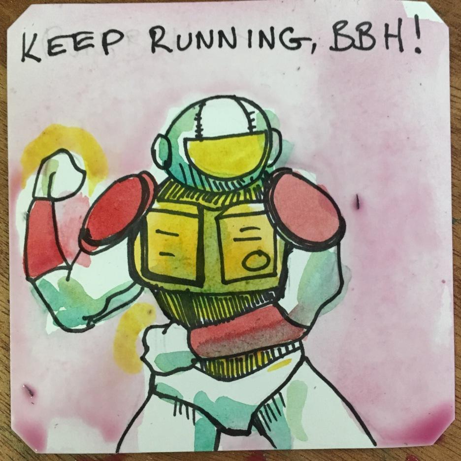 Keep running, BBH chelnov @LordBBH