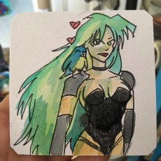 She's a little Rusty, but we like her. Rusty for PC 9801 @Macaw45