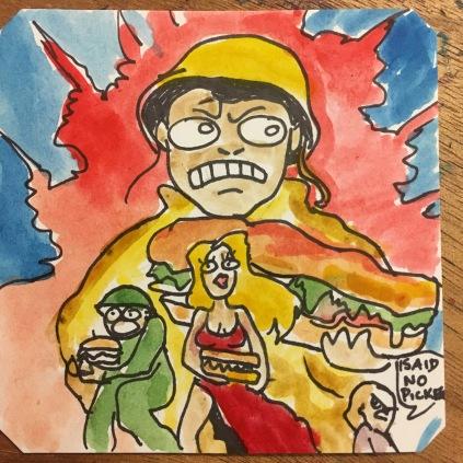 NAM 1975: the sandwich fiasco