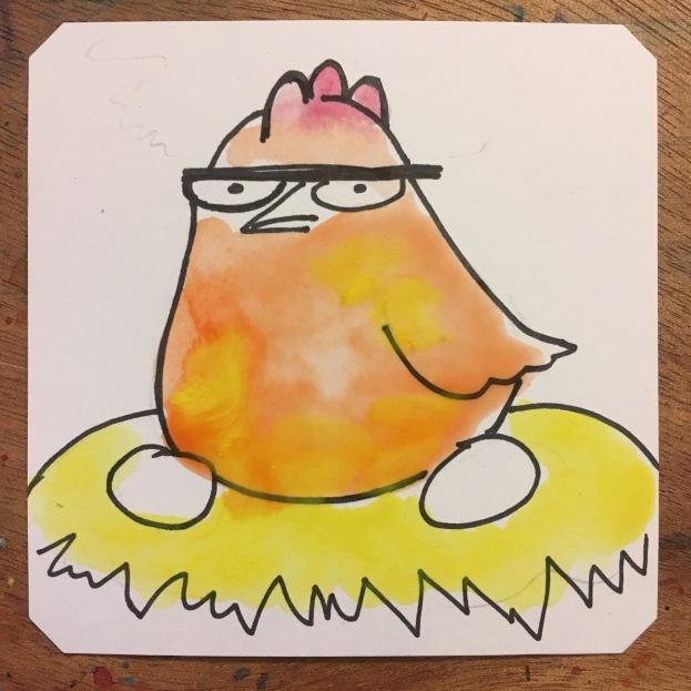 Chicken Farm. Not even once. @ArcadeSuperplay @LordBBH #savethechildren