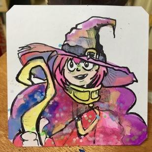 Wizard Alcahest- Macaw