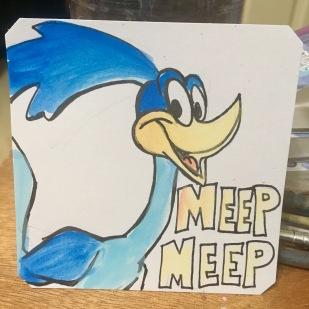 Meep Meep Road Runner- BBH