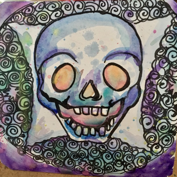 Truxton Skeleton Ahead- BBH