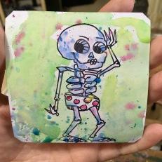 Skeleton Panties- BBH
