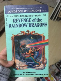 I was all about Dank Choose your own Adventure Books