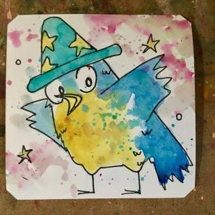 Magic Hat request @Macaw45