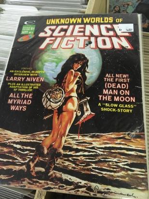 Super sexy space adventures