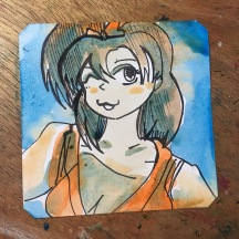 Ryoko from World Heroes Perfect @LordBBH