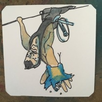 Don't leave them hanging! Cliffhanger on SNES @Macaw45