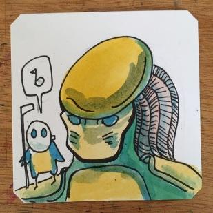 Dangerous Predators! Alien Vs Predator @Macaw45