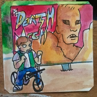 BRap Boys Bicycle Battle Begin! @LordBBH