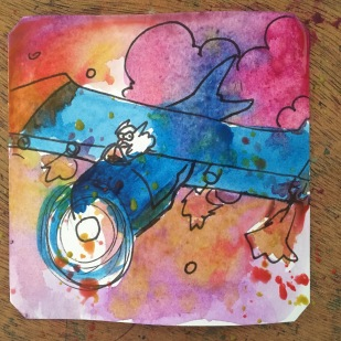 SHMUP THE AFTERNOON OVER AT BBH'S @LordBBH