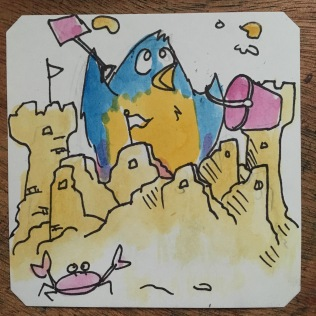 Building castles in Castles for DOS @Macaw45