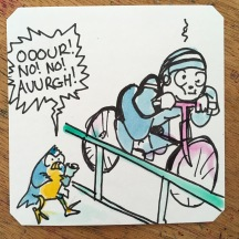 Making bets count for Super Keirin @Macaw45