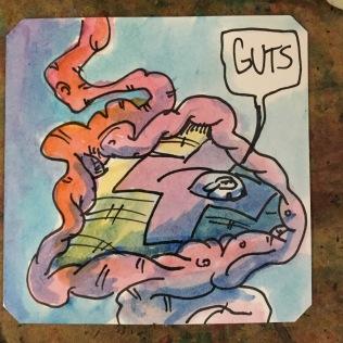 Guts the SHMUPS Bio Attack @LordBBH