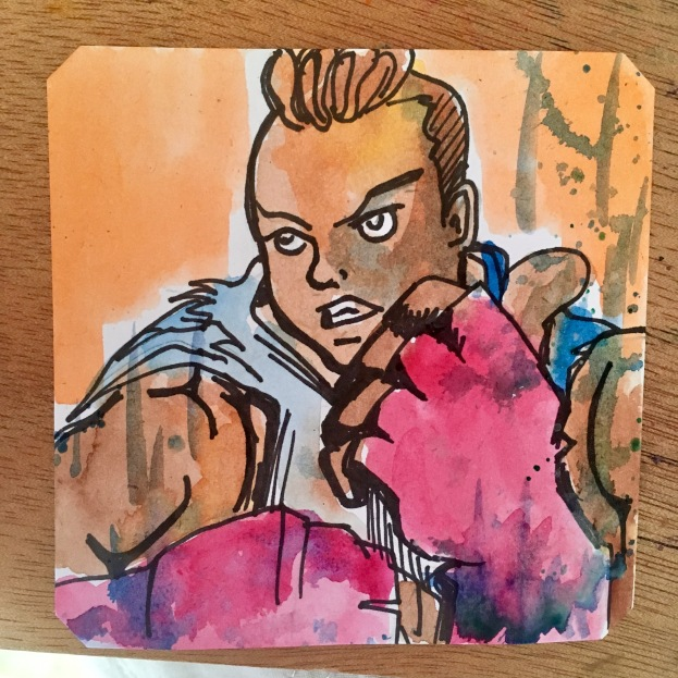 Street Fighter III: 2nd Impact Sean @LordBBH