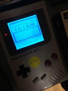 A very nice backlit Gameboy Mod
