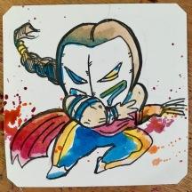 Vega in Street Fighter II: The World Warrior @LordBBH
