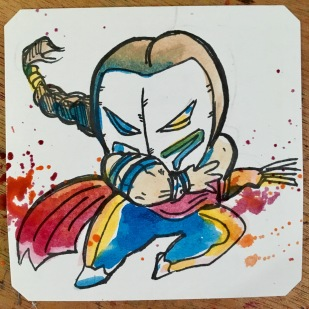 Vega in Street Fighter II: The World Warrior @LordBBH