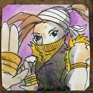 Street Fighter 3 New Generation Ibuki @LordBBH