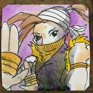 Street Fighter 3 New Generation Ibuki @LordBBH