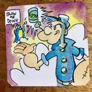 Popeye SNES @Macaw45