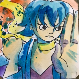 Street Fighter III 3rd Strike Makoto @LordBBH