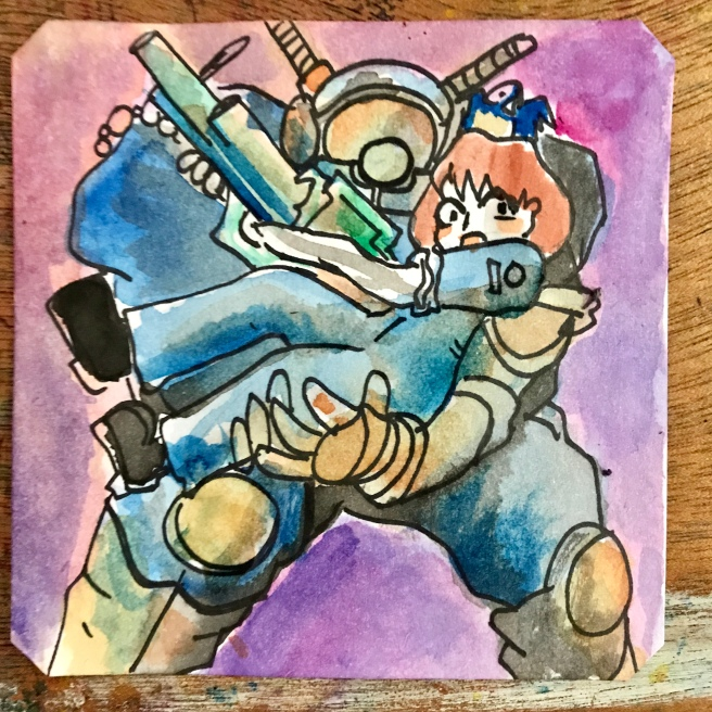 Appleseed SNES @Macaw45