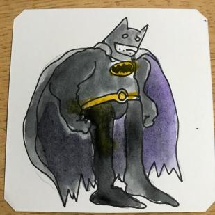 Batman @JimmyQballs