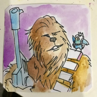 Super Starwars on DOS @Macaw45