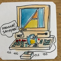 Exploring games on the British Archimedes Computer @Macaw45