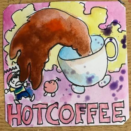 Death by Hot Coffee Earthbound PJ% Ultimoice
