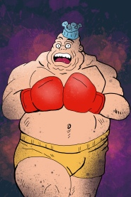 Punch Out King Hippo
