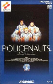 220px-PC-98_Policenauts_box