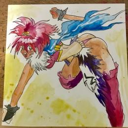 Battle Zeque Den SNES - Macaw45