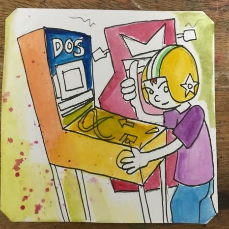 Pinball Dreams Deluxe for DOS - CapnClever