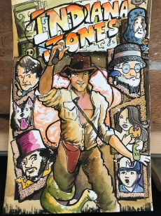 Indiana Jones for DOS