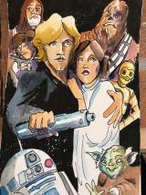 Star Wars SNES