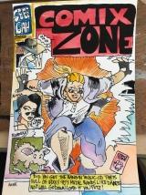 Comic Zone Sega Genesis